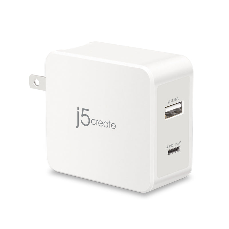 JUP2230 2-Port PD Mobile Charger