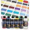 6100 AutoBorne Sealer Primary Set and mixing chart