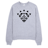 RAIDER DIAMOND California Fleece Raglan