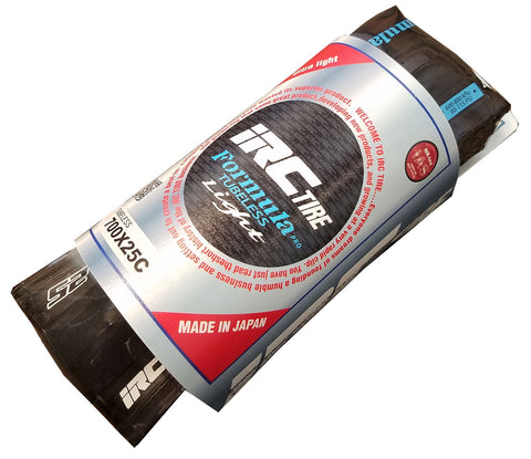 IRC Pro Light Tubeless Tires - Rolf Prima