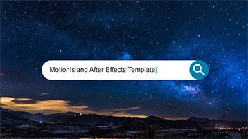 3 Web Search After Effects Template Projects