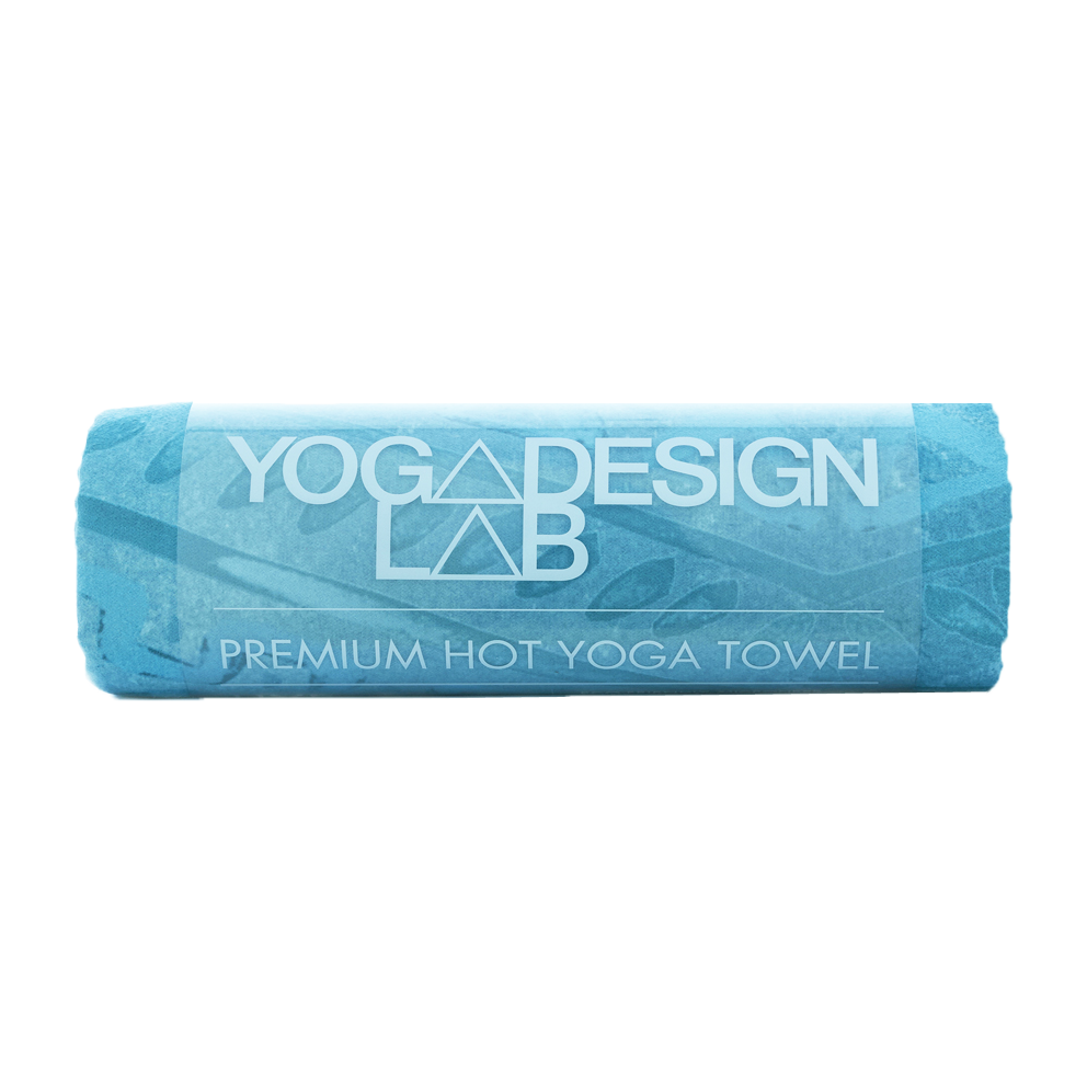 Ikat Yoga Towel