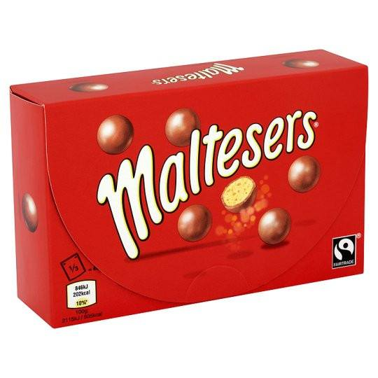Grocemania Grocery Delivery London| Maltesers Box 100g
