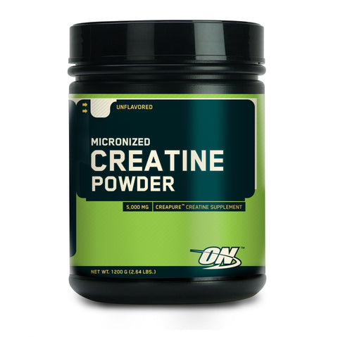 Optimum Micronised Creatine Powder 317g - FitStyle.no