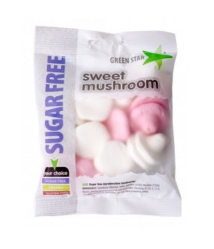 Green Star Sweet Mushroom 50g - FitStyle.no