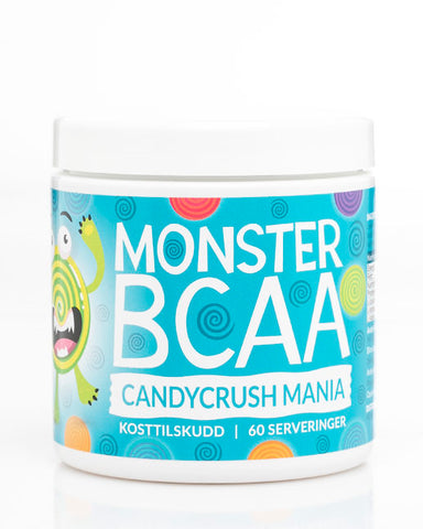 Monster BCAA Candy Series – Candycrush Mania 300g