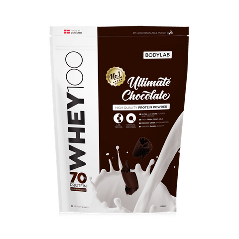 Bodylab Whey 100 Ultimate Chocolate 1kg