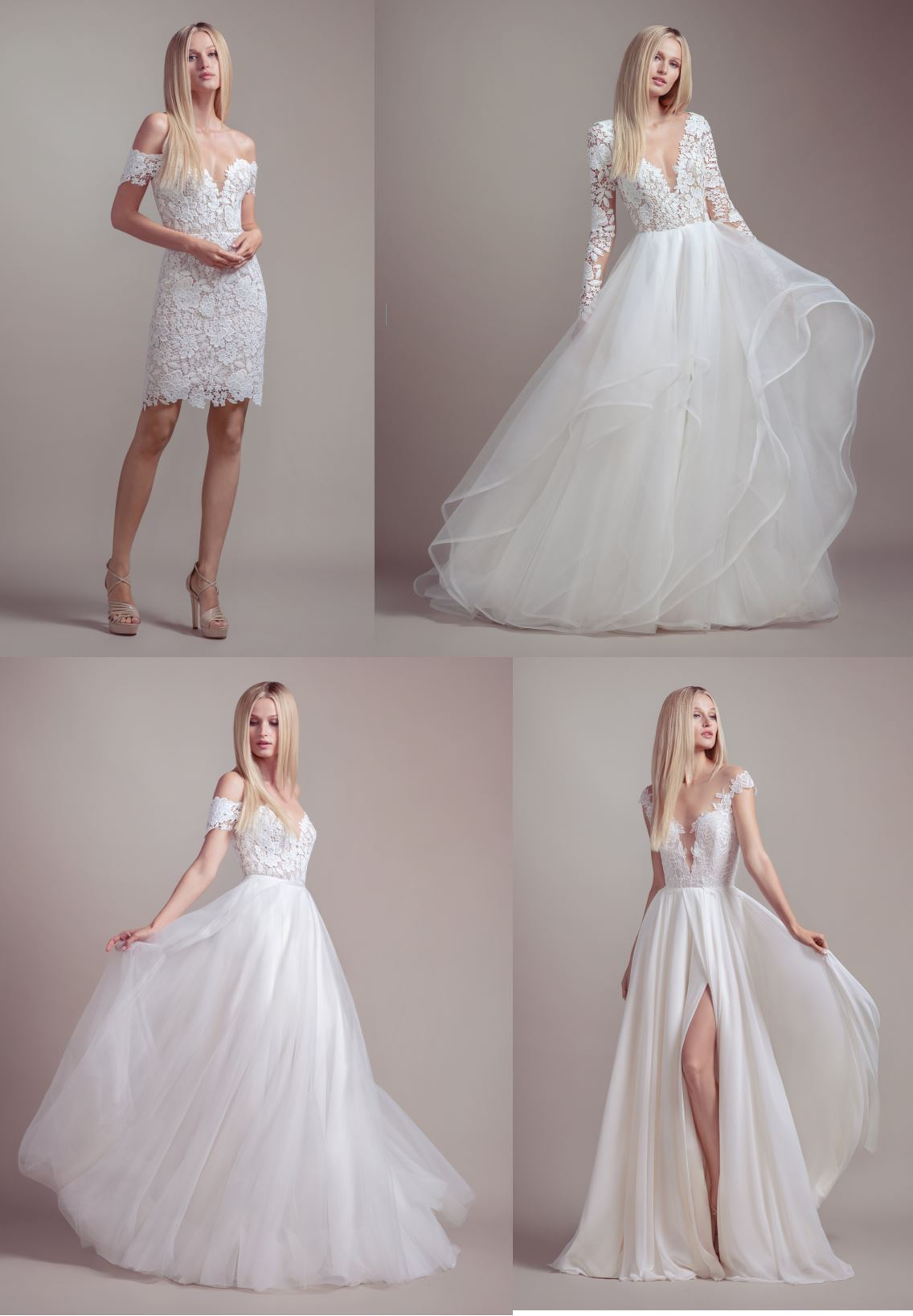 Blush by Hayley Paige Bridal Trunk Show from July 12th to 13th at Lotus Bridal Long Island, NY - Wedding Dresses Include Praise, Jojo, Charm, Atlas, Drai and Phoenix
