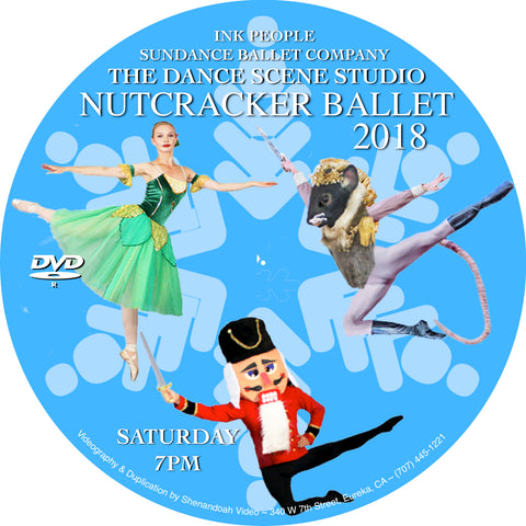 2018 | DSS Nutcracker Ballet | 7PM