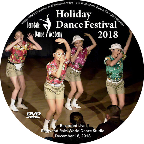 2018 | Holiday Dance Festival
