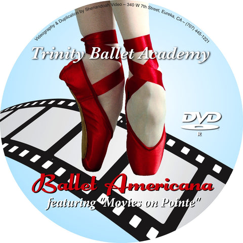 2016 | Ballet Americana Featuring Movies on Pointe