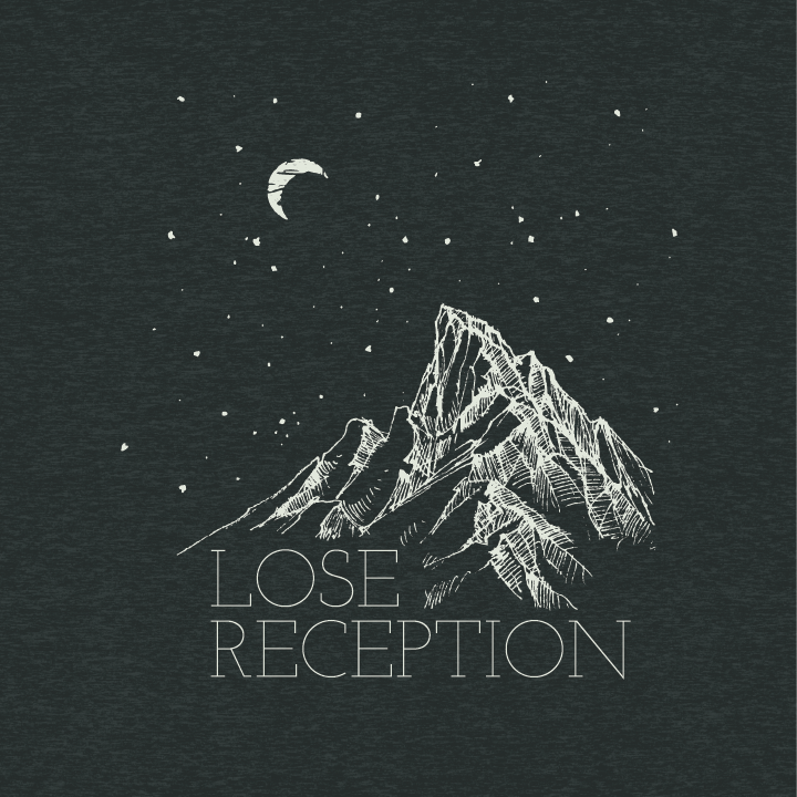 Lose Reception [Glow] - CoLab. Print