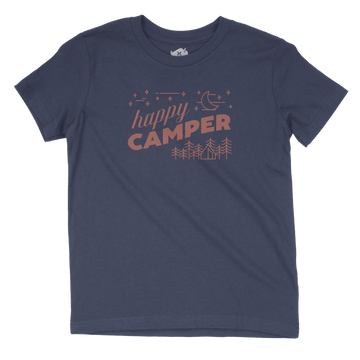 Happy Camper [Youth] - CoLab. Print