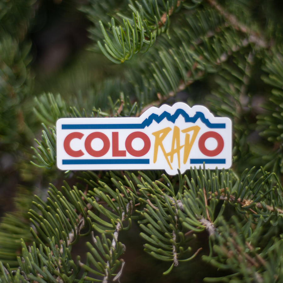 ColoRADo [Sticker] - CoLab. Print