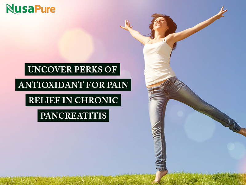 Uncover perks of Antioxidant for Pain Relief in Chronic Pancreatitis