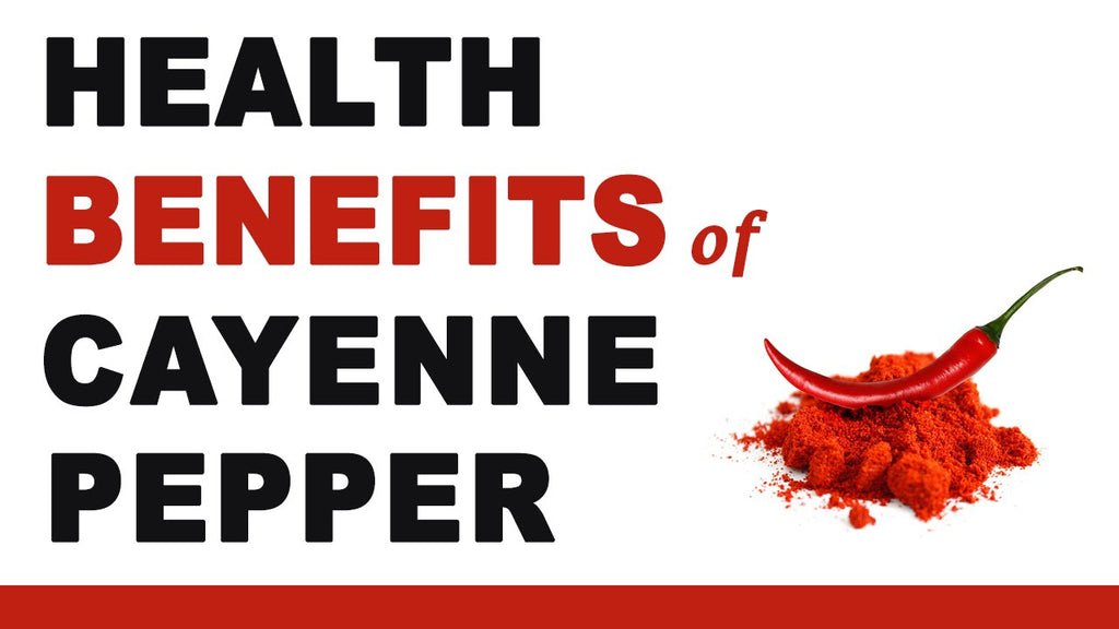 3 Incredible Health Benefits of Cayenne Pepper Capsules