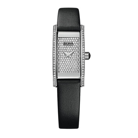 Hugo Boss Ladies Cocktail Rectangle Watch 1502389