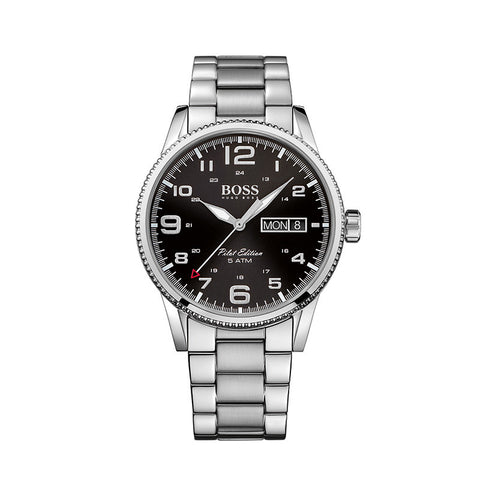 Hugo Boss Men's Pilot Vintage Watch 1513327
