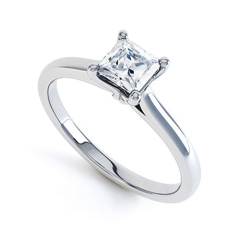 CHARLOTTE - R1141-Diamond Engagement Ring-Design Centre Jewellery