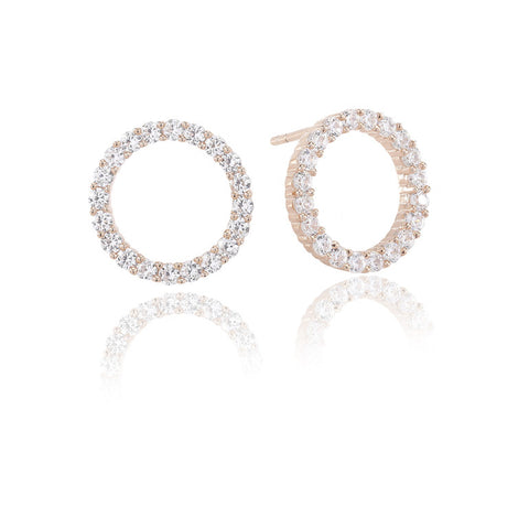 BIELLA UNO EARRINGS BY SIF JAKOBS-Design Centre Jewellery