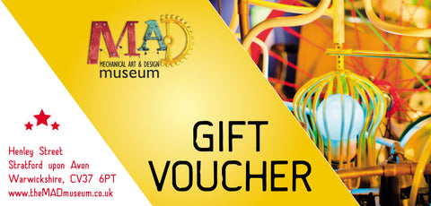 MAD Museum Adult Gift Ticket - MAD Factory