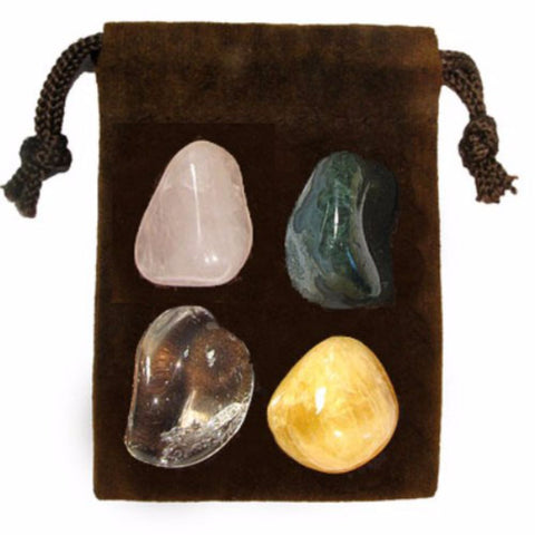 ENERGY KIT Crystal Healing Set - HEALING - Crystal Rock Emporium