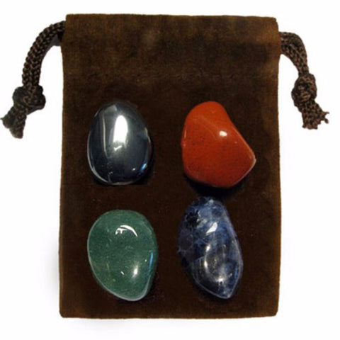 ENERGY KIT Crystal Healing Set - INNER PEACE - Crystal Rock Emporium