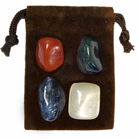 ENERGY KIT Crystal Healing Set - LONG LIFE - Crystal Rock Emporium