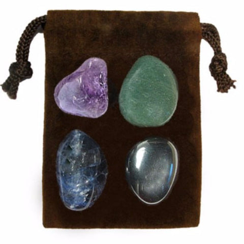 ENERGY KIT Crystal Healing Set - PEACE - Crystal Rock Emporium