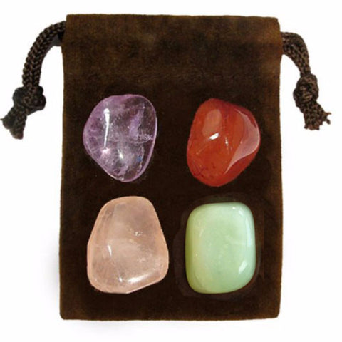 ENERGY KIT Crystal Healing Set - SERENITY - Crystal Rock Emporium