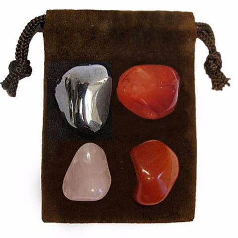 ENERGY KIT Crystal Healing Set - WELLBEING - Crystal Rock Emporium