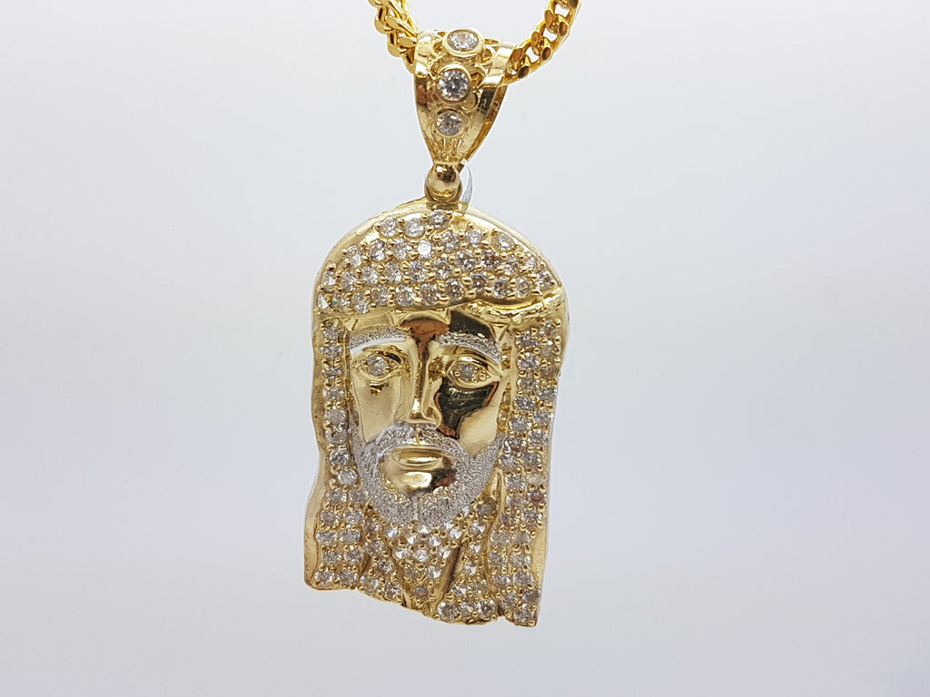 10k Yellow Gold Franco Chain Priomo Necklace