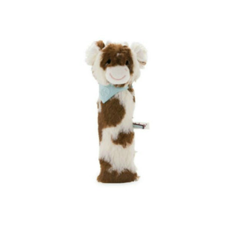Les Amis - Squeaker Rattle Toys