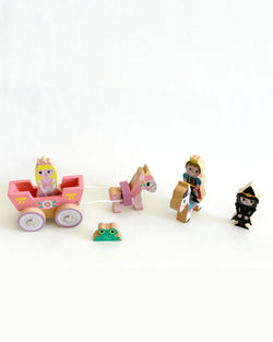 Mini Story Wooden Toy Kit - Princess