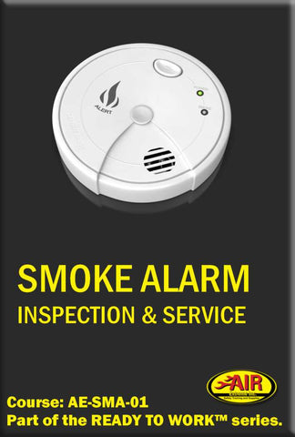 Smoke Alarm Inspection and Service