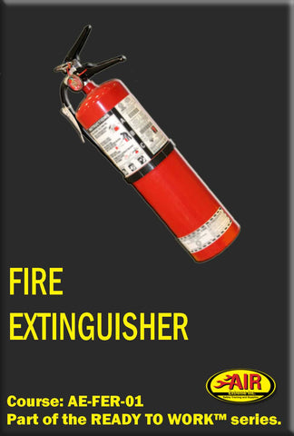 Portable Fire Extinguisher Inspection and Service