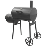 BBQ Warehouse Off Set Charcoal Grill and Smoker.
