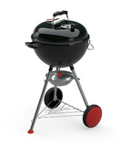 Weber Kettle Plus Charcoal BBQ Grill 47cm