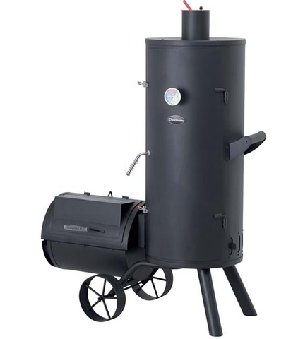 Charmate NED Offset Smoker
