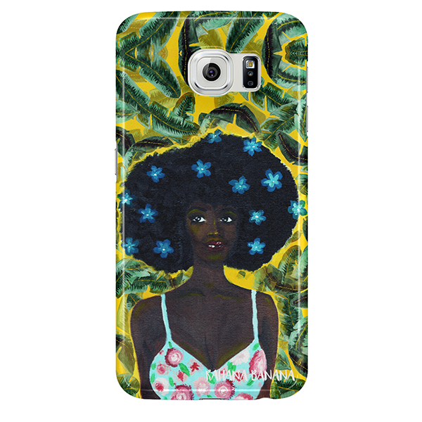 Banana Hues Samsung Case by Rahana Banana