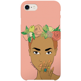 zara iPhone case by black-british artist nyanza d