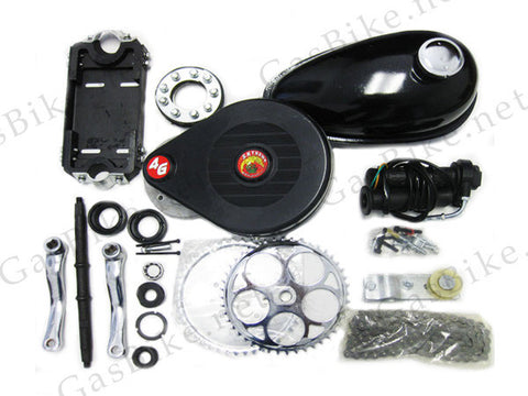 2010 Grubee SkyHawk 4G T-Belt Transmission Kit-V Mount For 4-Stroke