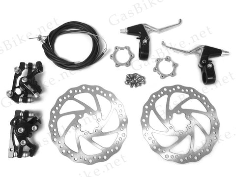 Front and Back Disc Brake Kit - 160mm