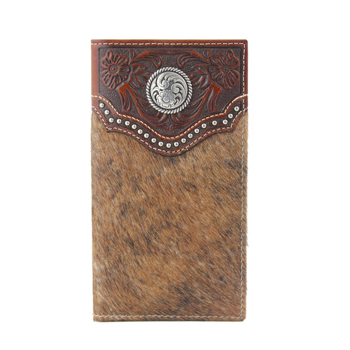 Ariat Horse Hair Rodeo Wallet