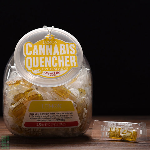 Venice Cookie Co. - Cannabis Quencher Fruit Sparks - Hybrid - GreenDoorWest.com - 1