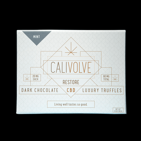 Calivolve Chocolate Truffles