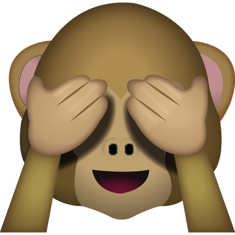 download see no evil monkey emoji Icon