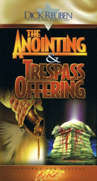 The Anointing and Trespass Offering