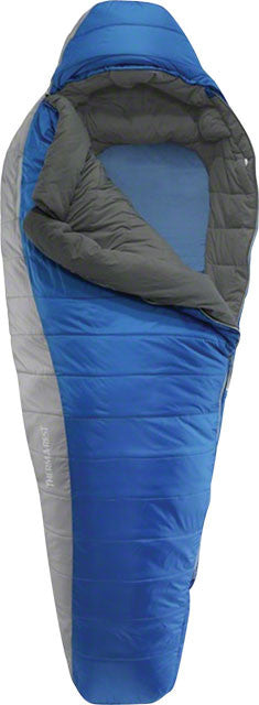 Therm-a-Rest - Therm-A-Rest Saros 20F Synthetic Sleeping Bag: Regular, Blue - KakiOutdoor.com - 1