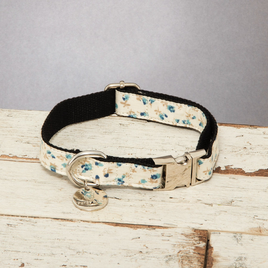 Percy & Co. Dog Collar in The Stamford - PurrfectlyYappy